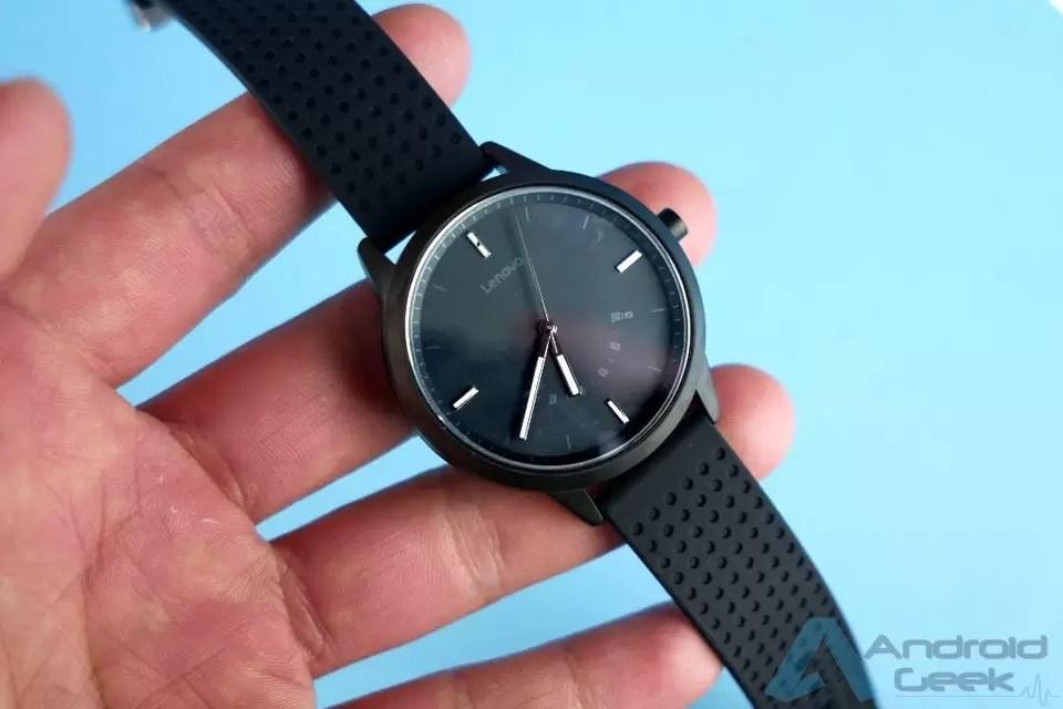 Já conhecem o Lenovo Watch 9 um smartwatch clássico com bateria para 240 dias! 1