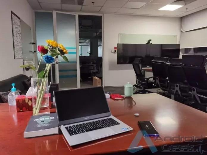 Laptop da Huawei com AMD Ryzen 7 4800H visto online pode ser o novo modelo Honor MagicBook 2