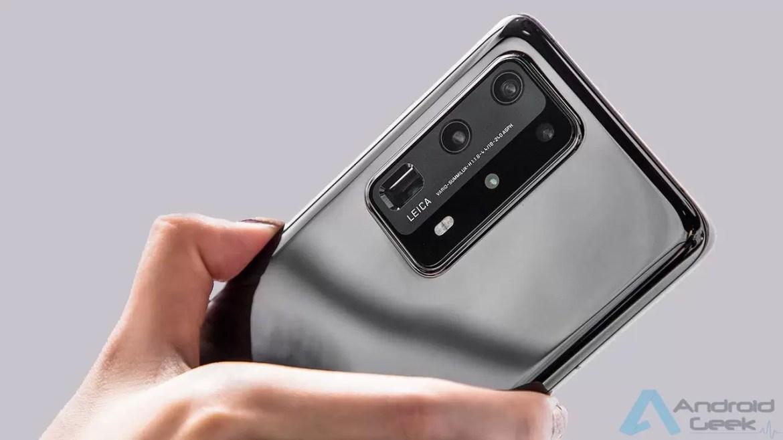 Huawei diz que mais Mpx não é necessariamente o caminho para a melhor câmara 1
