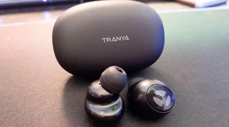 Avaliação dos fones de ouvido sem fio Tranya Rimor - Excelente valor, mas não muito mais 12