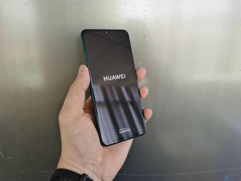 Primeiras impressões Huawei P Smart 2020. Um novo smartphone Huawei com serviços Google 9