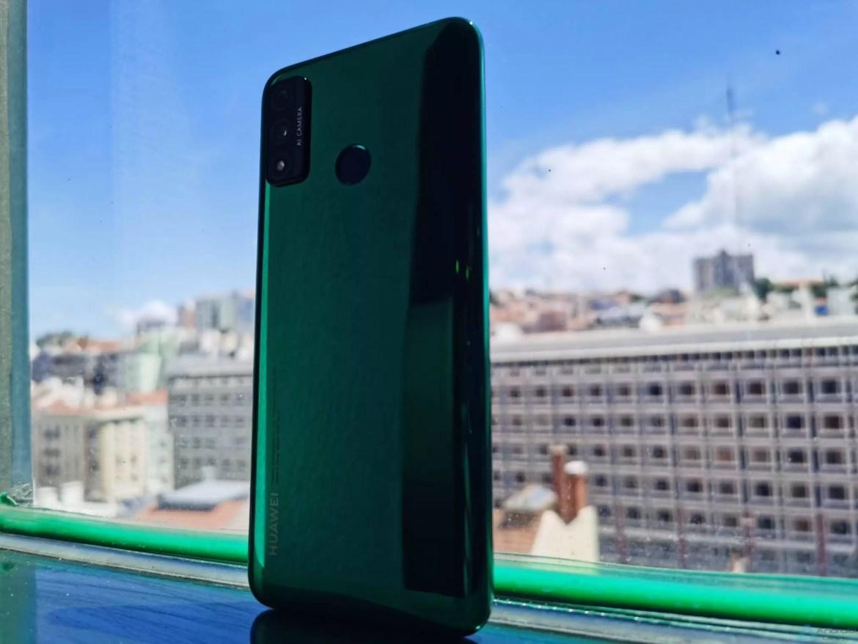 Primeiras impressões Huawei P Smart 2020. Um novo smartphone Huawei com serviços Google 5