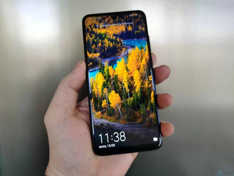 Primeiras impressões Huawei P Smart 2020. Um novo smartphone Huawei com serviços Google 7