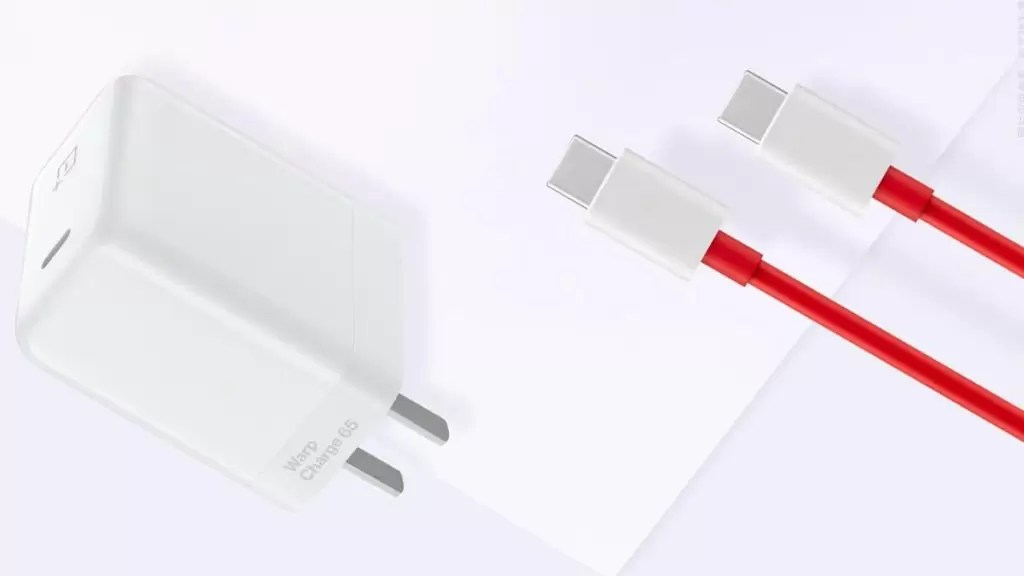 OnePlus 8T charging technology