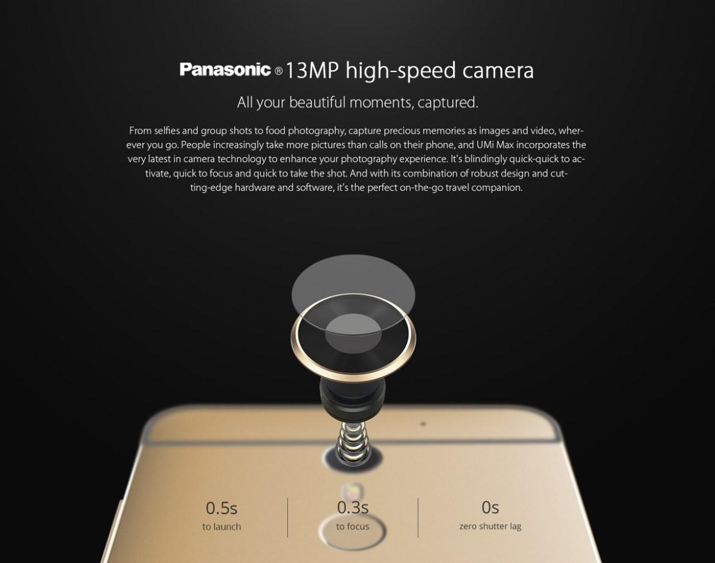 CA Notícias [Deal Alert] Umi Max ecrã de 5.5 polegadas e poder de fogo a um preço interessante