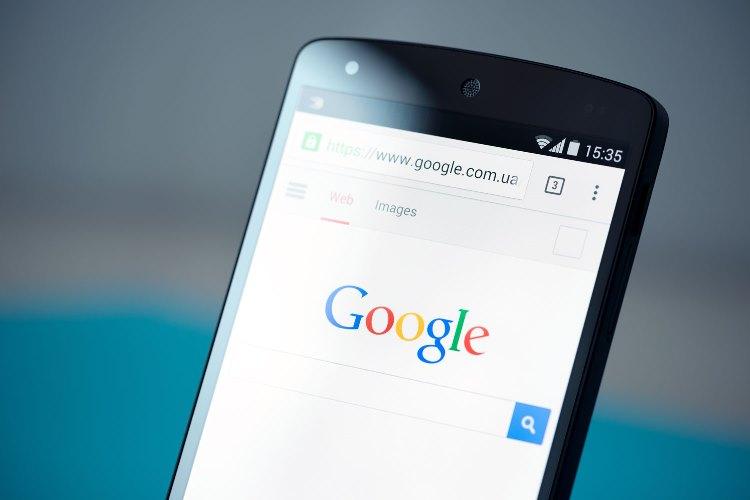 Como tornar o Google a sua página inicial no Chrome para Android image
