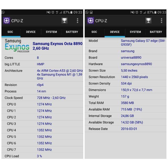 Galaxy S7 Edge 3