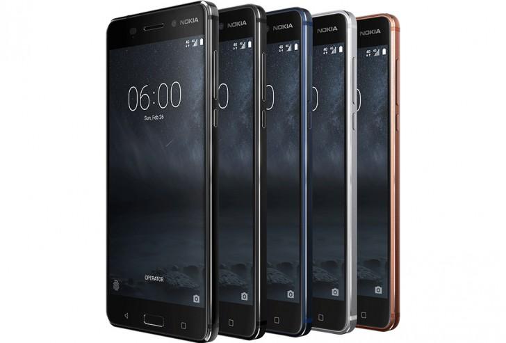 Anunciado oficialmente o Nokia 6, Nokia 5, Nokia 3 e mais uma surpresa 1