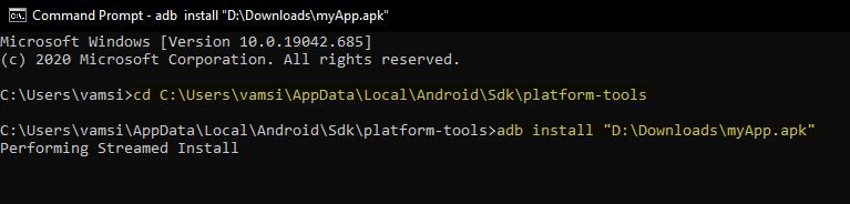 adb command to install apk file 271220