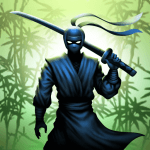 Ninja warrior legend of shadow fighting games 1.23.1 APK MOD Unlimited Money