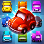 Traffic Puzzle – Cars Match 3 Game 1.48.141 APK MOD Unlimited Money