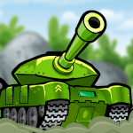 Awesome Tanks 1.191 APK MOD Unlimited Money