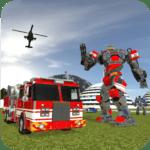 Robot Firetruck 1.2 APK MOD Unlimited Money