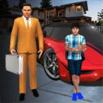Virtual Billionaire Dad Simulator Luxury Family 1.08 APK MOD Unlimited Money