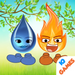 Fire And Water 3.9 APK MOD Unlimited Money