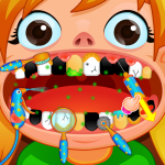 Fun Mouth Doctor Dentist Game 2.64.2 APK MOD Unlimited Money