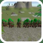 Medieval War Tiny 0.5 APK MOD Unlimited Money