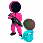 Pink Game Squid Fish Game 1.0.9 APK MOD Unlimited Money