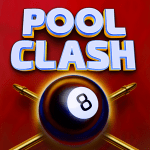 Pool Clash 8 ball game 1.6.0 APK MOD Unlimited Money