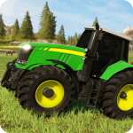 Real Farm Town Farming tractor Simulator Game 1.1.7 APK MOD Unlimited Money