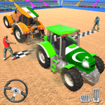 Real Tractor Truck Driving Derby Games 2.6 APK MOD Unlimited Money