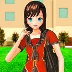 YUMI Girl High School Simulator – Anime Simulator 1.0 APK MOD Unlimited Money
