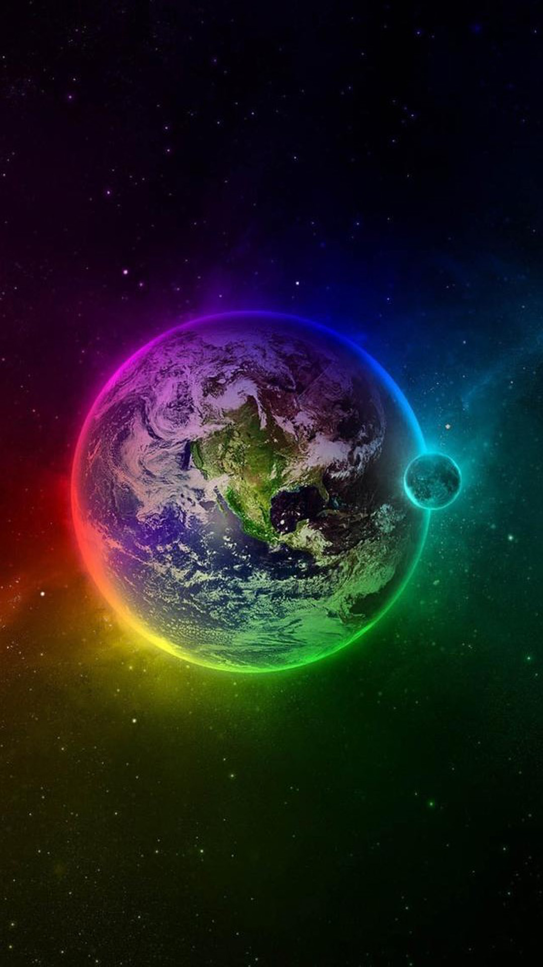 Color Geospace Android wallpaper   Android HD wallpapers