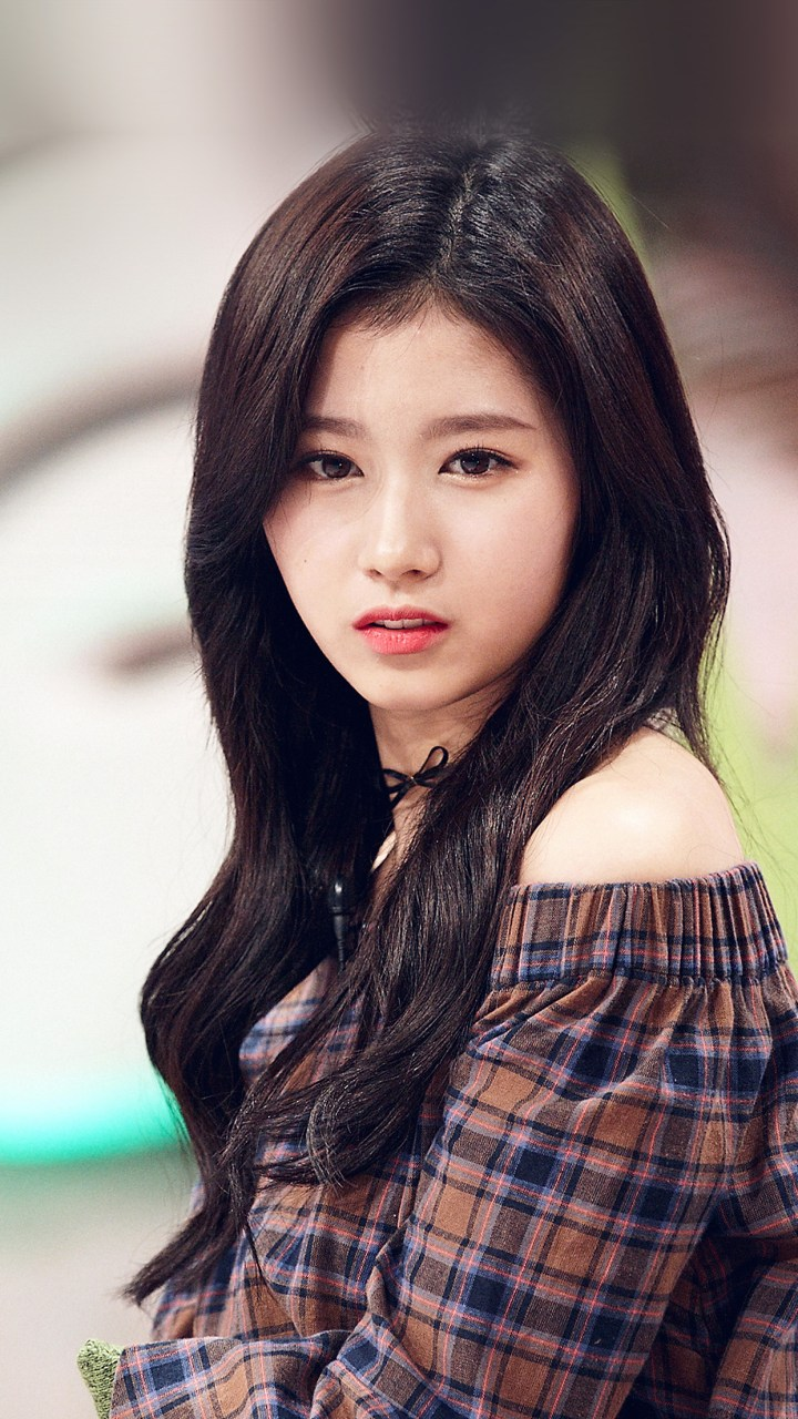 Cute girl wallpaper hd for android wallpapersharee sana kpop cute girl celebrity android wallpaper hd voltagebd Gallery