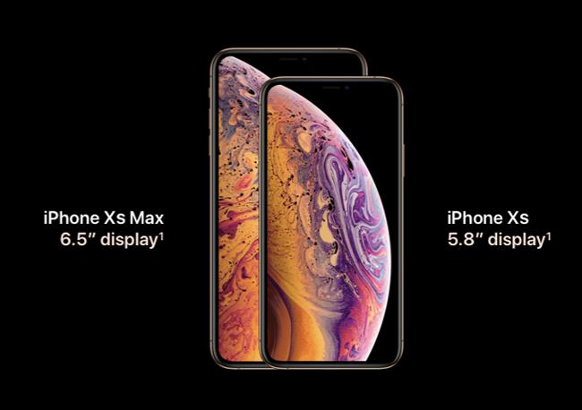 beda iPhone Xs dan Xs Max