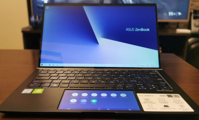 Photo of Asus ZenBook 14 UX434 – ScreenPad este viitorul!