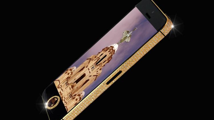 Apple iPhone 5 Black Diamonds