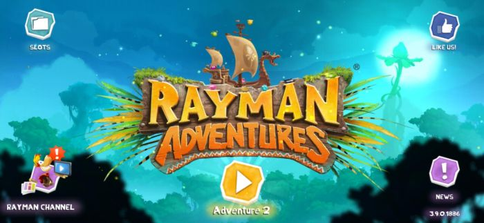 Rayman Adventures Android Game Review