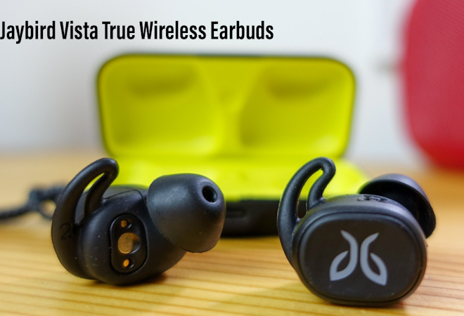 JayBird Vista True Wireless Earbuds Review