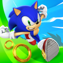 Play Sonic Sonic Dash v3.5.0.Go Android - mobile mode version