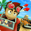 Play Tournament Beach Beach Buggy Racing v1.2.12 Android bug mode without data +