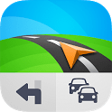 Download software routing Sayjyk GPS Navigation & Maps Sygic v16.3.14 Android - mobile data downloader + Map + trailer