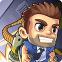 Download beautiful and popular game Jetpack Joyride v1.9.12 Android - mobile trailer
