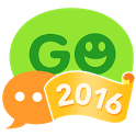 Download the app to manage messages GO SMS Pro Premium v7.17 Android - Mobile Pack plugin and language