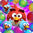 Download game Angry Birds: Shoot the bubbles Angry Birds POP Bubble Shooter v2.19.0 Android - mobile mode version + trailer