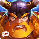 Play Champions north Nords: Heroes of the North v1.13.0 Android - mobile trailer