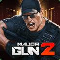 Download endless shooting game Major GUN: war on terror v3.7.7 Android - mobile mode version
