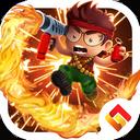 Play Shooting Rmbvt Ramboat: Shoot and Dash v3.9.1 Android - mobile mode version