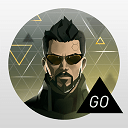 Download beautiful game Deus Ex GO v1.1.73933 Android - mobile data + mode