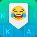 Download software keyboard Kika Kika Keyboard - Emoji, GIFs v5.5.6.1431 Android - mobile trailer