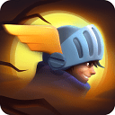 Play Knight unstoppable Nonstop Knight v1.6.2 Android - mobile mode version