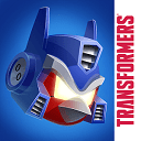 Download game Angry Birds - Transformers Angry Birds Transformers v1.21.4 Android - mobile data + mode