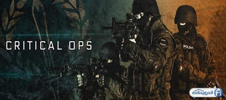 Download Critical Ops Critical Operation Android + Data