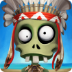 Download Zombie Castaways 2.14.1 Zombie Lovers Android + Mod