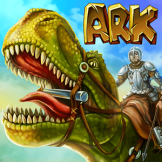 Download The Ark of Craft: Dinosaurs Survival Island Series 3.0.2.1 Survival game on Dinosaur Island Android