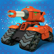 Download Tankr.io 4.4 - Exciting game and action tanks fighting for Android + Mod